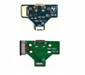 for ps4 Charging Socket Port Circuit Board030 014 pin Power Flex Ribbon Cable