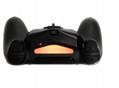 现货新品PS4手柄电池ps4背挂电池PS4背夹电池外挂可充电池包 5
