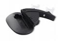 LED Dual USB Charging Cradle Docking StationGaming Controller PS4 Pro Slim 8
