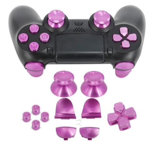 工廠批發拇指手柄與L2 R2擴展觸發按鈕套件PS4控制器 8