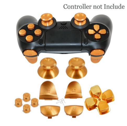 工廠批發拇指手柄與L2 R2擴展觸發按鈕套件PS4控制器 1