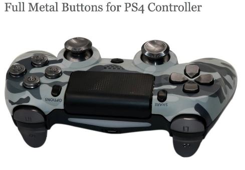 工廠批發拇指手柄與L2 R2擴展觸發按鈕套件PS4控制器 2