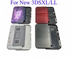 任天堂Switch保護套磨砂彩殼 NS限定版保護殼 NS主機限量版外殼