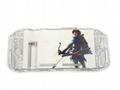 任天堂switch保護套透明水晶殼 NS手柄套分體主機外殼硬 NS配件 3
