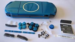 全新带有多种颜色的更换控制台外壳PSP2000控制台外壳