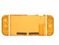 全新保護殼新設計任天堂開關綠色超薄橡膠硬殼蓋 16