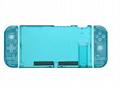 全新保護殼新設計任天堂開關綠色超薄橡膠硬殼蓋 20