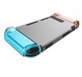 任天堂SWITCH主机硅胶保护套 NS主机蓝光高清膜NX游戏机2合一装 4