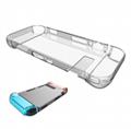 任天堂SWITCH主機硅膠保護套 NS主機藍光高清膜NX遊戲機2合一裝 5