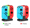 for NS Joy-Con Controller Charging Dock