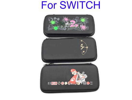 現貨高品質 nintendo Switch 遊戲機收納包switch包 switchEVA包 7