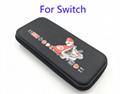 現貨高品質 nintendo Switch 遊戲機收納包switch包 switchEVA包 4