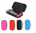 For Nintend Switch Storage Bag EVA Protective Hard Case Travel Carrying Game
