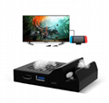 Portable Cooling Heat Base USB 3.0 HDMI