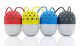 水果藍牙音箱 創意禮品挂繩便攜式迷你插卡無線藍牙音響 4