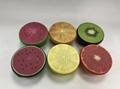Fruit Bluetooth Speaker Portable Mini Card Support FM Radio Hands Free 3