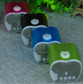 Fruit Bluetooth Speaker Portable Mini Card Support FM Radio Hands Free