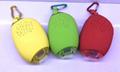 水果藍牙音箱 創意禮品挂繩便攜式迷你插卡無線藍牙音響 18
