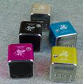 Portable Bluetooth Speakers Wireless LED Mini Soundbar Music Audio Sound Speaker