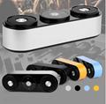 闹钟音箱音响无线蓝牙低音炮新款创意床头音箱 12