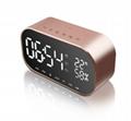 Alarm Speaker Mini Portable Speakers