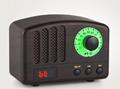 新款蓝牙音响无线收音机复古迷你促销电子礼品家居便捷插卡小音箱 5