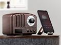 新款蓝牙音响无线收音机复古迷你促销电子礼品家居便捷插卡小音箱 7