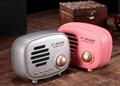 新款蓝牙音响无线收音机复古迷你促销电子礼品家居便捷插卡小音箱 15