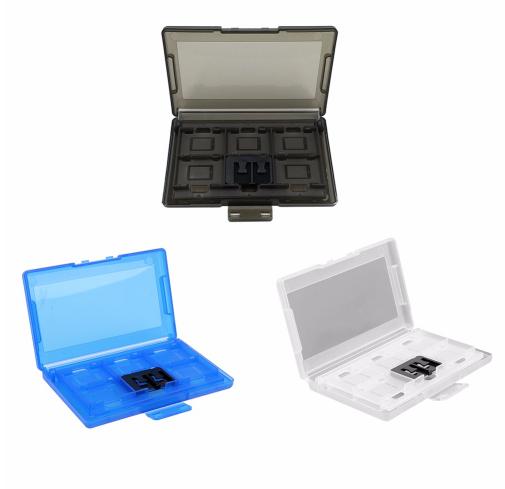 任天堂switch遊戲卡帶盒擴展卡槽switch卡盒switch遊戲卡盒TNS 2