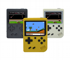 Children Retro Mini Portable Handheld Game Console Players 3.0 Inch8 Bit
