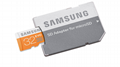 Samsung TF memory card TF card to SD card Small card transfer card Adapter card