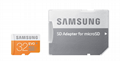 Samsung TF memory card TF card to SD card Small card transfer card Adapter card 4