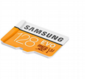 Samsung TF memory card TF card to SD card Small card transfer card Adapter card 16