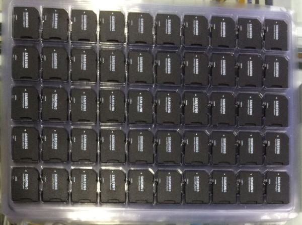 批发 Samsung三星TF内存卡TF卡套SD卡套TF卡转SD卡 小卡转大卡转换器 7