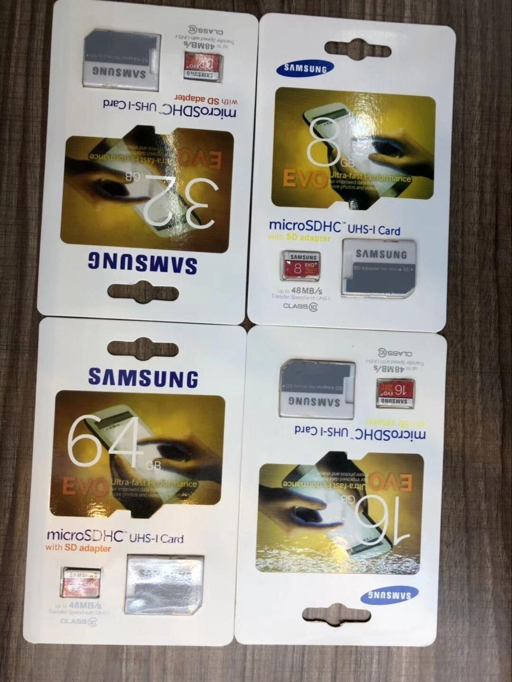 Samsung TF memory card TF card to SD card Small card transfer card Adapter card 5