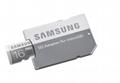 批发 Samsung三星TF内存卡TF卡套SD卡套TF卡转SD卡 小卡转大卡转换器 2