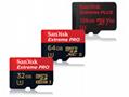 閃迪SanDisk 128GB 讀速100MBs 32GB64GB16GB 8GB極速移動MicroSDHC 2