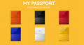 西部數據(WD)My Passport 1T 2TB 2.5英 經典黑 移動硬盤 WDBYFT0020BBK 5