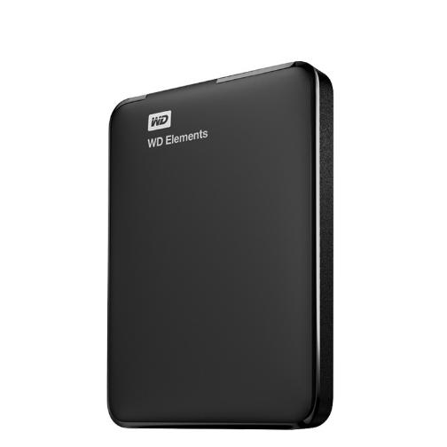 西部數據(WD)My Passport 1T 2TB 2.5英 經典黑 移動硬盤 WDBYFT0020BBK 11