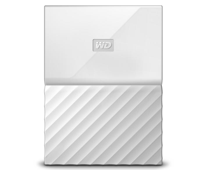 西部數據(WD)My Passport 1T 2TB 2.5英 經典黑 移動硬盤 WDBYFT0020BBK 2