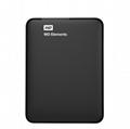 Western Digital hdd 2.5USB3.0 SATA Memory Devices External Hard Drive Disk 1T 2T