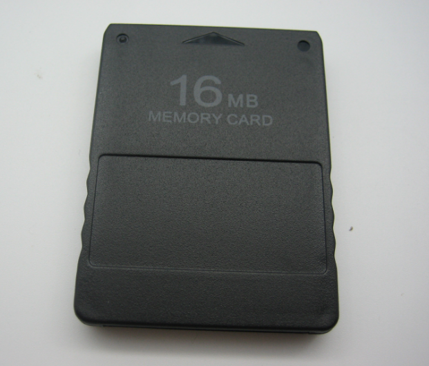 SONY ps2 Memory Card 8Mb  16MB,64MB,128MB,256MB for Playstation 2 PS2 Black 6