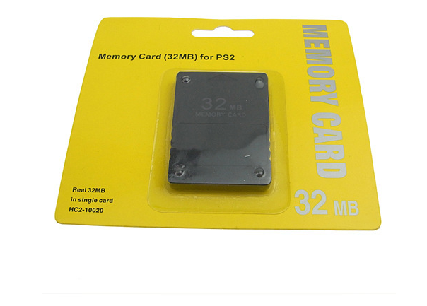 SONY ps2 Memory Card 8Mb  16MB,64MB,128MB,256MB for Playstation 2 PS2 Black 7