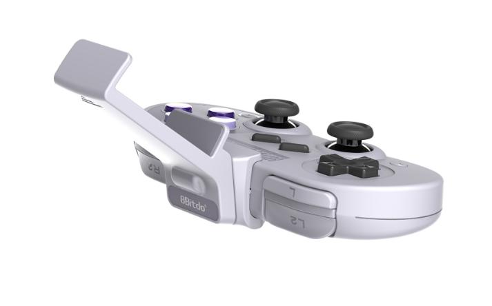 8Bitdo八位堂X機甲可拉伸手機支架SF30proSN30pro遊戲手柄支架 3