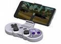 8Bitdo八位堂X機甲可拉伸手機支架SF30proSN30pro遊戲手柄支架 4