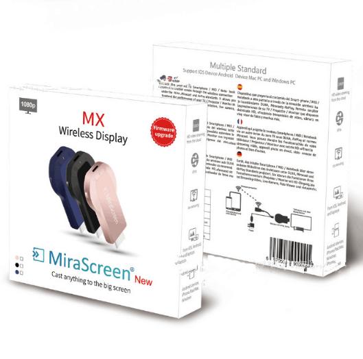 MicascreenG4无线同屏器手机WIFI同屏电视网络播放器HDMI 推送宝G2/M2 PLUS 8