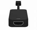 Switch三合一HDMI转换线 Type-C电视转换器TV电视底座 1