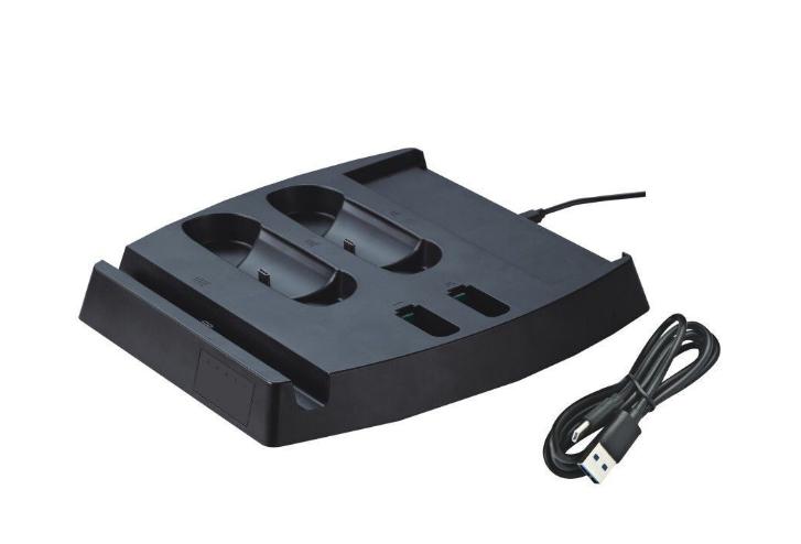 Switch三合一HDMI转换线 Type-C电视转换器TV电视底座 12