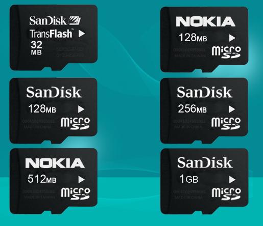 小容量TF卡32M 128M 256M 512M 1G 2G手机内存卡批发Micro SD裸卡 4