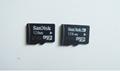 小容量TF卡32M 128M 256M 512M 1G 2G手機內存卡批發Micro SD裸卡 10